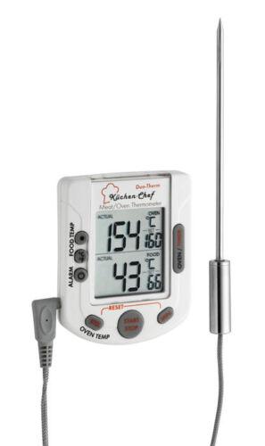 Cuisine-chef perforation-thermomètre tfa 14.1503 rôti ofenthermometer 0-300 degrés