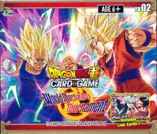 Tournament of Power Sealed Booster Pack x1