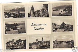 Suisse-LAUSANNE-OUCHY