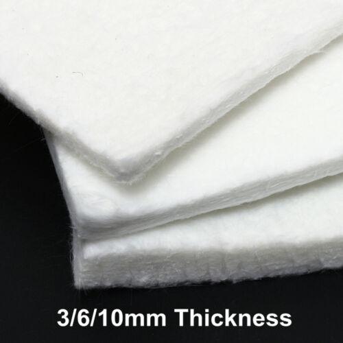 Super Light Silica Aerogel Insulation Hydrophobic Mat Material 3//6//10mm 30x140cm