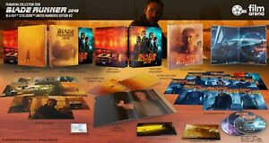 Blade Runner 2049 Blu-ray SteelBook Full Slip E3 Filmarena Collection