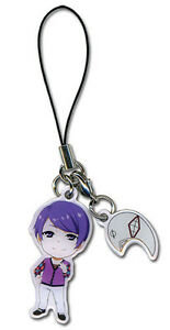 *NEW* Tokyo Ghoul: Shuu & Mask Cell Phone Charm by GE Animation