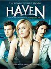 Haven : Season 3 (DVD, 2013, 4-Disc Set)