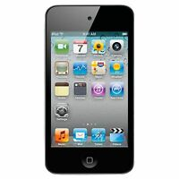 Apple Ipod Touch 4th Gen (32gb) Black Brand