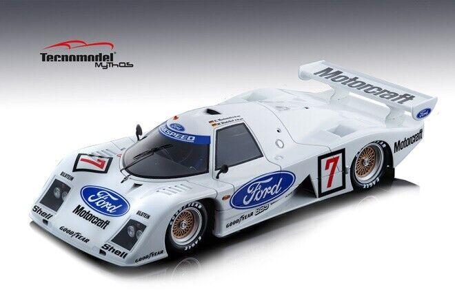 Ford C100  7 20th 1000 Km Nurburgring 1982 M. Winkelhock   K. Ludwig 1 18 Modell