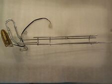 DIRTY HARRY WILLIAMS PINBALL MACH PLAYFIELD GUN LOAD WIRE BALL RAMP WITH BULLET!
