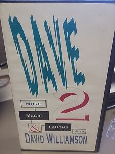 David-Williamson-Lecture-Magician-on-VHS-Tape-5-star-rating-David-2