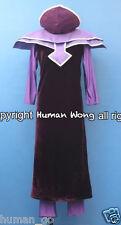 YuGiOh Dark Magician Cosplay Costume Size L Human-Cos