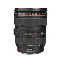 Canon Ef 24-105mm F/4l Is Usm Autofocus Lens For Canon Eos Slr on sale