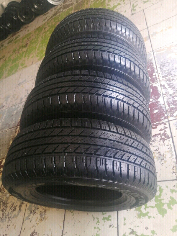 Tyres GOOD YEAR WRANGLER 265/65R17 A Set Of Four On Sale .