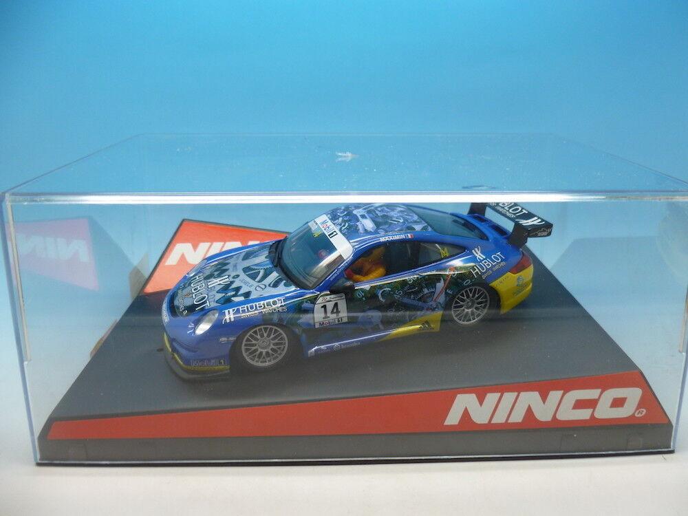 Ninco 50486 Porsche 997 GT3 Hublot, mint unused