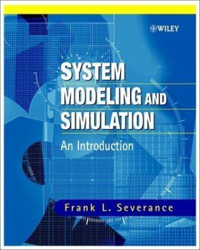 L. pdf severance modeling system simulation frank and