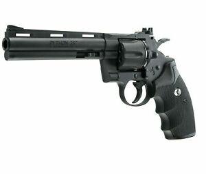 Umarex Colt Python  .177 Caliber 10-Round Revolver BB Gun Air Pistol