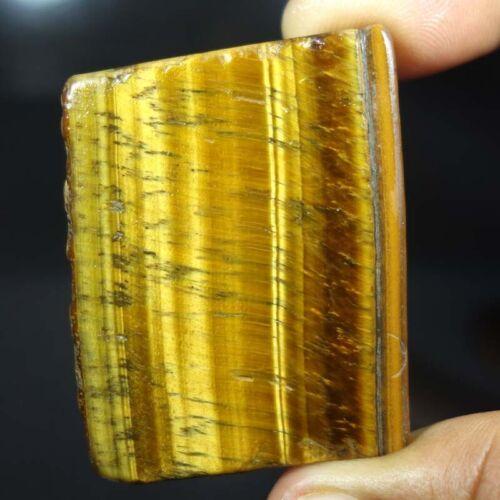 Details about  /Natural Tiger Eye Polished Rough Slab Raw Rock Specimen Madagascar Stone HOR61