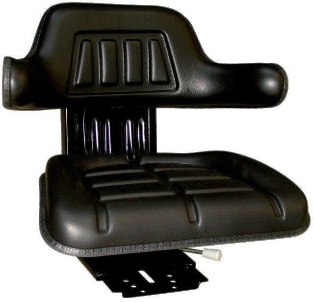 Universal Traktorsitz Schleppersitz Fahrersitz Bagger Treckersitz Staplersitz