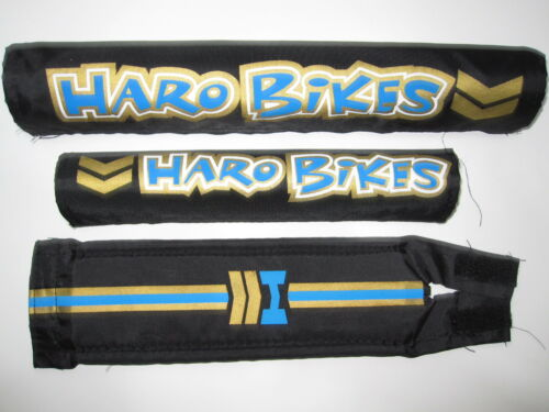 NOS Haro BMX Old School Pad Set