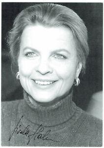 Gisela-Hahn-Verbotene-Liebe-original-signierte-Autogrammkarte-hand-signed