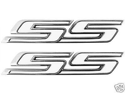 2006 2007 2008 2009 CHEVY Impala Monte Carlo NEW PAIR GM Large SS EMBLEM LOGO