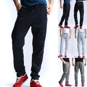 New-Men-039-s-Track-Pants-Casual-Sports-Jogging-Bottoms-Joggers-Gym-Sweats-Trousers
