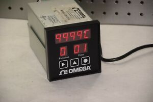 Details about Omega Temperature Controller CN600 CN612TC2