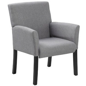 Details about MODERN GUEST SIDE CHAIRS Reception Office Waiting Room  Visitor Executive BSGC-35