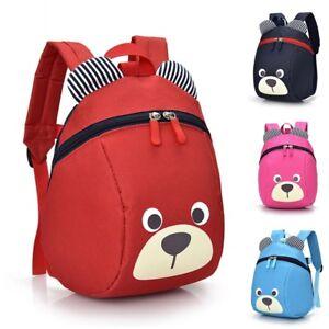 Children Kids Backpack 3D Cartoon School Bag for Boys Girls 1pc 4 ...