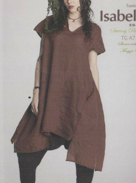PATTERN - Isabelle - women's sewing PATTERN from Tina Givens