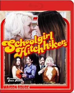 Schoolgirl-Hitchhikers-Blu-Ray-UK-IMPORT-BLU-RAY-NEW
