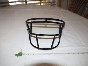 Schutt-04-2012-Helmet-Football-mask-shield-face-protector-black-RARE-replacement