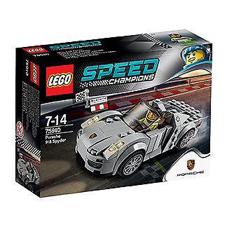 LEGO ® 75910 Speed Champions PORSCHE 918  SPYDER NUOVO OVP nuovo  spedizione veloce a te