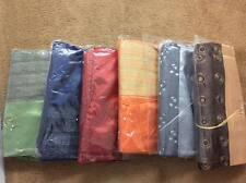 Thai silk throw pillow 6 pcs per set