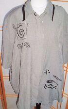 NWT Ivy Rose Black & White Check Short Sleeve Top Blouse Plus Sz 30W Org $59.99