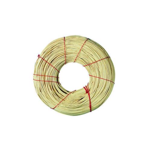 Peddigrohr 1A Rotband 125g, Nr. 0 Stärke 1,4mm