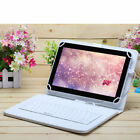"""iRULU 10.1"""" Tablet PC Google Android 5.1 Quad Core 8GB Touch Pad WIFI + Keyboard"""