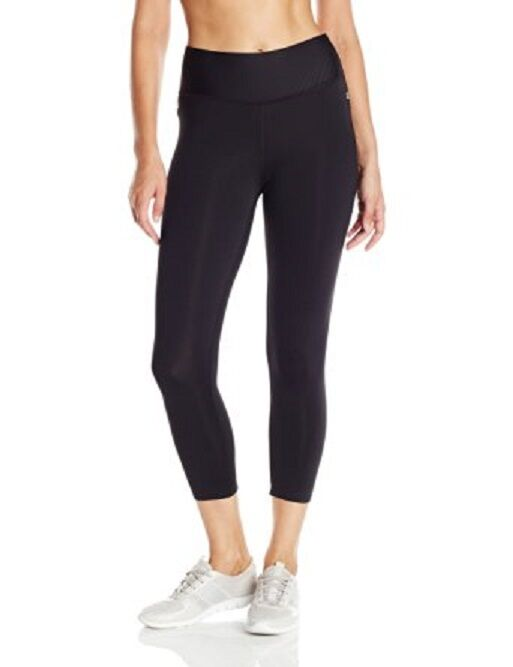 NEW Champion Womens 6.2 Vapor Performance Capri Legging Workout Hot Yoga Fitness