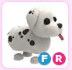 Fly Ride Dalmatian Full Grown Adopt Me Roblox Ultra Rare Pet Ebay