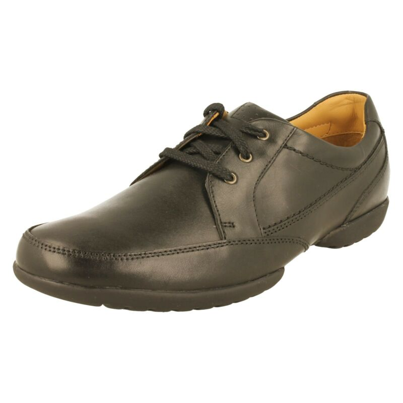 Clarks Men's Lace Up Casual Shoes - Recline Out