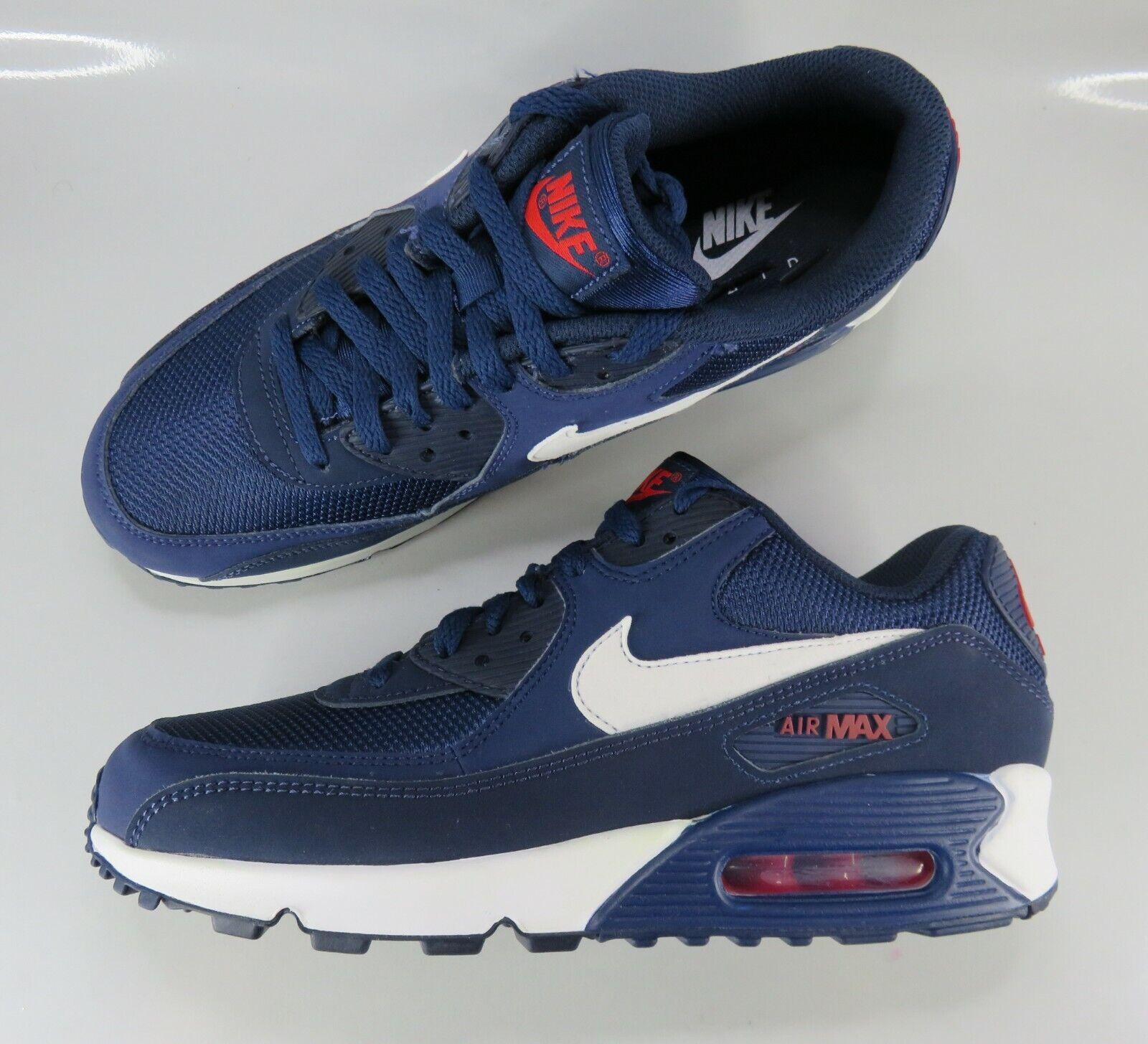Size 9 - Nike Air Max 90 Essential Midnight Navy 2019 - AJ1285-403 ...