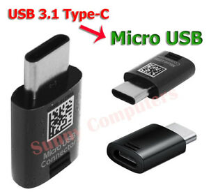 Genuine-Micro-USB-to-USB-C-Converter-Adapter-For-Samsung-Galaxy-S9-Plus-Note8-AU