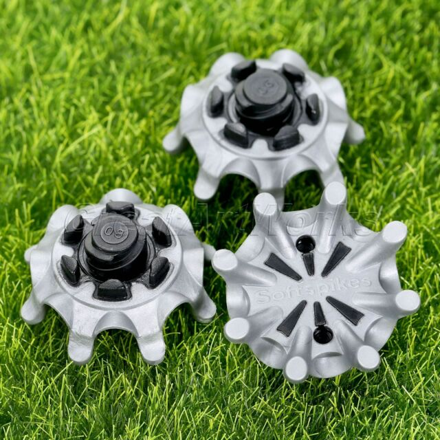 813a0a83f32 14 Golf Shoes Spike Soft Spikes Fast Twist Studs Tri-Lok Replacement for  Footjoy