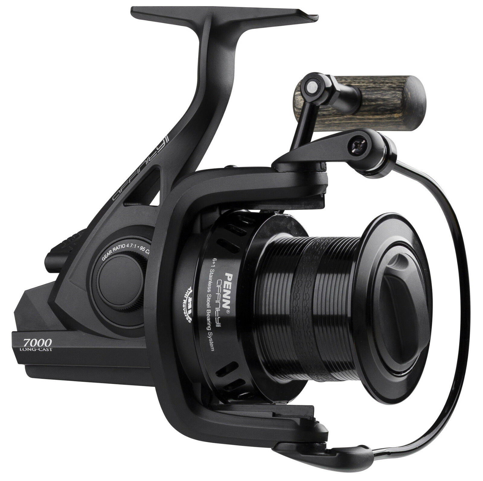 Set of   2 pcs PENN AFFINITY II 7000 LC - Surfcasting   Big Pit   Carp Reel  all in high quality and low price