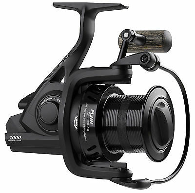 Set of 3pcs PENN AFFINITY II 8000 LC - Surfcasting / Carp Reel - new 2017 model