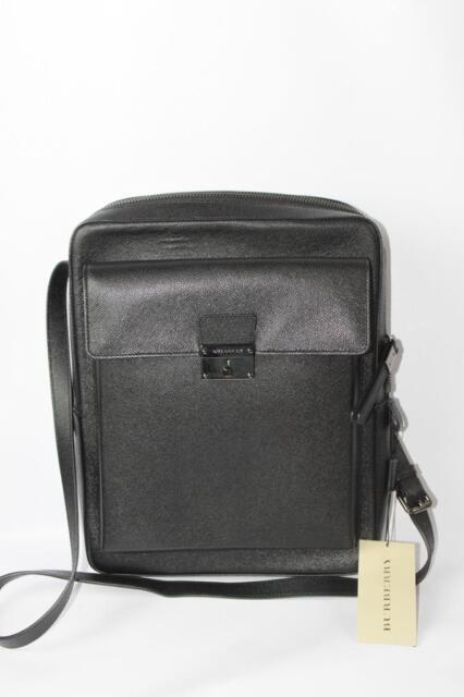 a72d86a76eaf Auth Burberry London Leather LG Shaldon Large Crossbody for sale ...