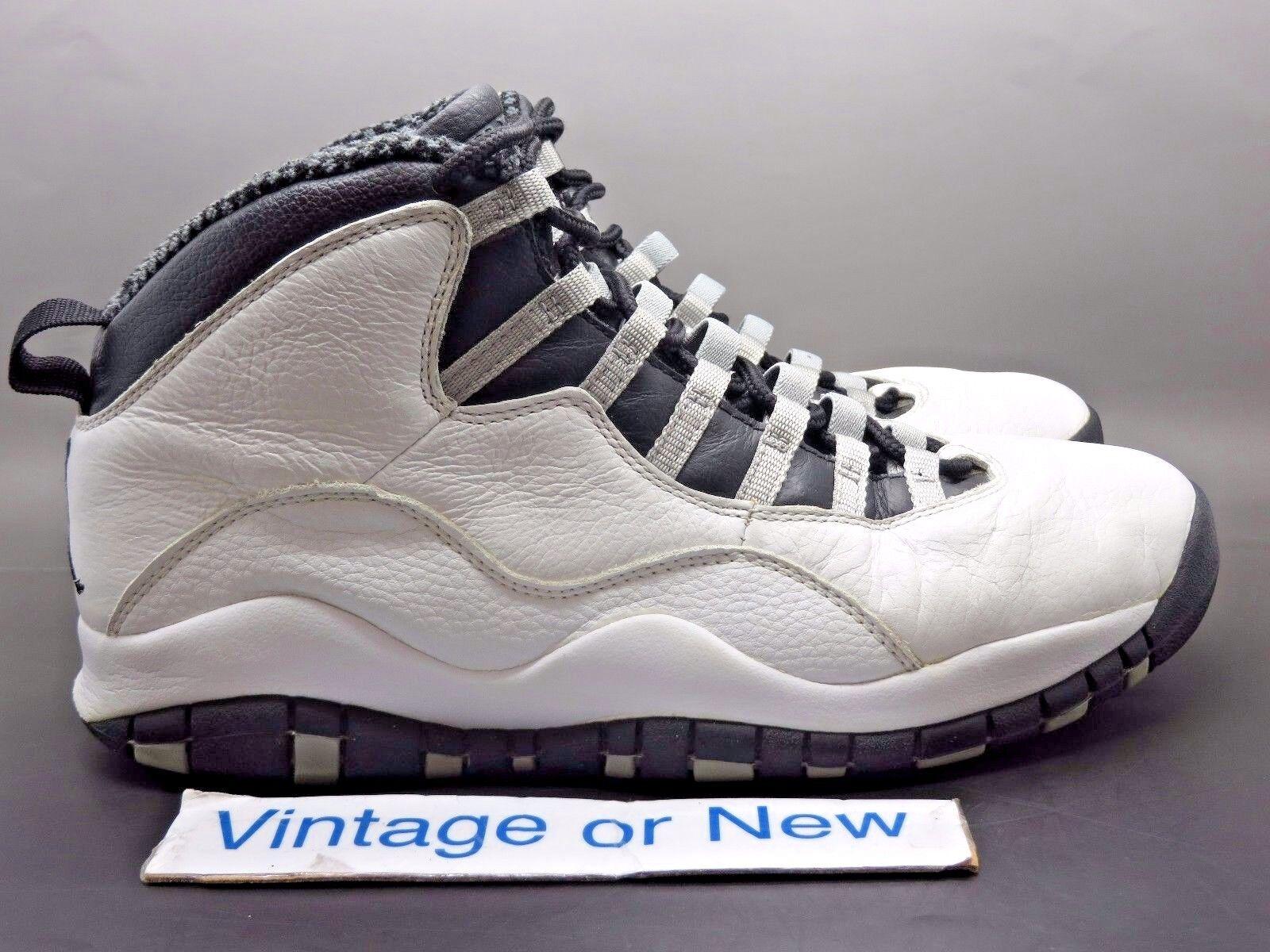 Air Jordan X 10 Steel Retro 2005 Price reduction Great discount