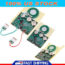 BARE Recorder Button Scrapbooking DIY Card Music Sound pcb board diy talking