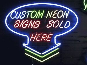 Image Is Loading Custom Neon Sign Light Lamp Handcraft Artwork Party