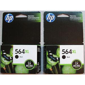 3-PACK HP GENUINE 564XL Color Ink PHOTOSMART 6510 6515 6520 6525 NO RETAIL BOX