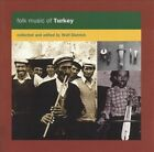 Folk Music of Turkey by Wolf Dietrich (CD, Sep-1994, Topic Records)