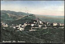 cartolina MONTECATINI ALTO panorama