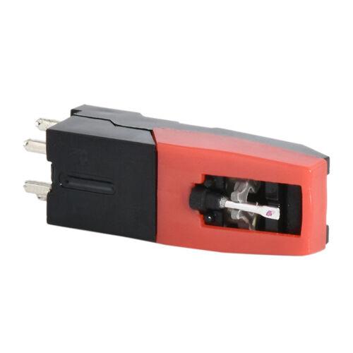 3X Turntable Diamond Stylus Needle forLP Record Player Phono Ceramic CartridgCYC